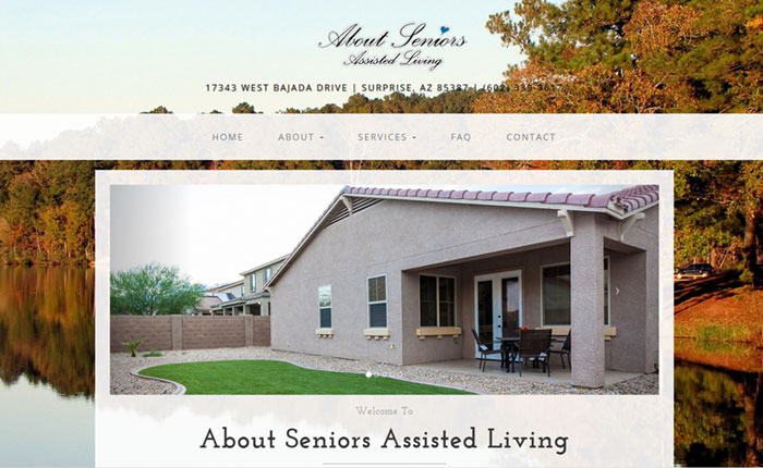 About Senior Assisted Living