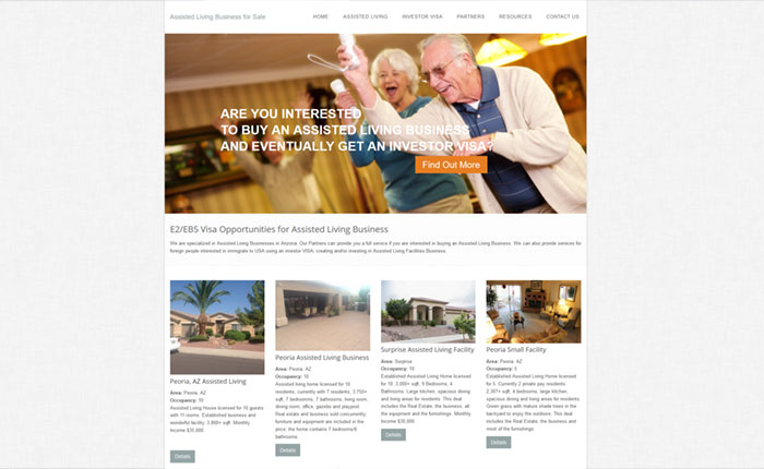 Assisted Living Business for Sale